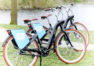 Wij introduceren: Deelfiets Nederland
