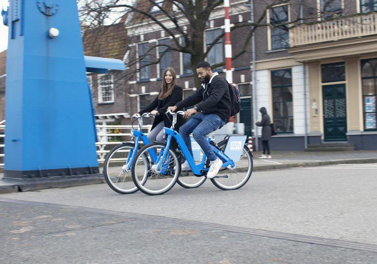 Het fietsseizoen gaat van start.