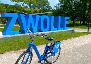 Zwolle uitgeroepen tot beste fietsstad ter wereld!